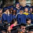 Rice University graduation graduates