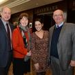 Fred Shapiro, Dr. Karen Bradshaw, Adelina Kainer, John Little, NPD Luncheon