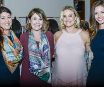 Jessica Beasley, Emily Barnes, Nina Bariber-Mueller Tollett, Jessica Young