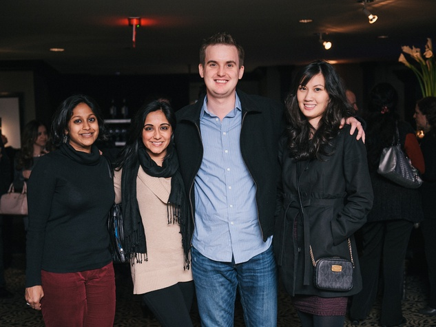 019, Mixers on the Map, Hotel ZaZa, January 2013, Samina Jain, Monica Grover, John Sneed, Lynn Nguyen