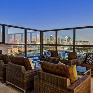 Uptown dallas high rise has thought of everything for a for 300 nicole terrace stockbridge ga