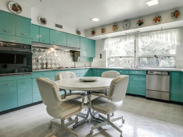 Kitchen at 10110 Daria in Dallas