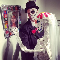 Day of the Dead at Lawndale Clifford Pugh CultureMap Moment