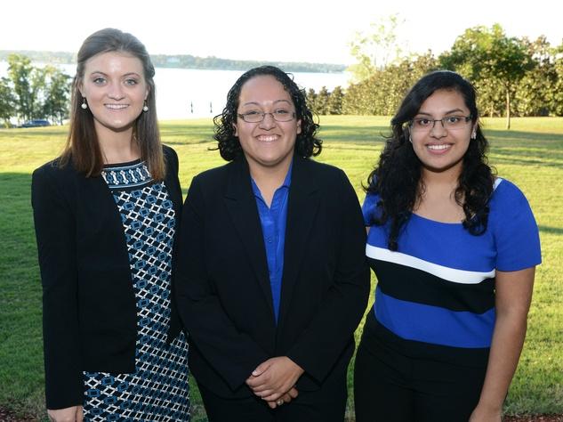 TWU Students: Candace Henslee, Neftali Gomez & Africa Hernandez