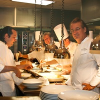 News_Best Cellars_Chef Robert Del Grande_Chef Dean Ferring