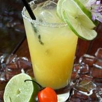 Takoba Austin restaurant mango habanero margarita 2015