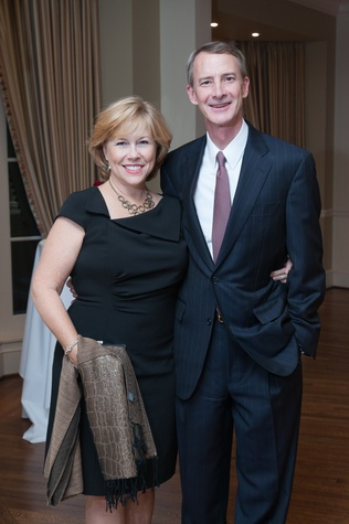 18 Anne and Brett Hamilton at the River Oaks Chamber Orchestra Gala September 2014