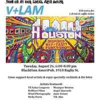 """Vox Culture hosts """"V+LAM! Vox Local Arts Mixer"""""""