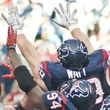 J.J. Watt hands higher pile