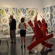 News, Shelby, Texas Contemporary opening, Sept. 2014,  art