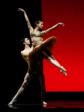 Nancy, Dance-o-cations, Houston Ballet, Tu Tu, Joseph Walsh, Karina Gonzalez
