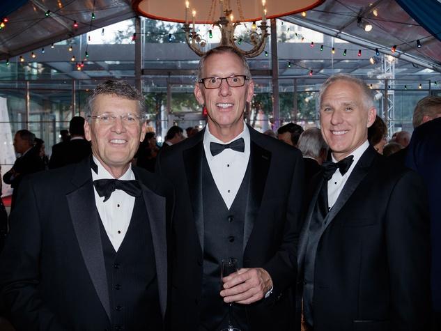 Howard Manning, Jay Terpstra, Dan Thompson