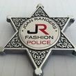 Joan Rivers Joan Ranger badge