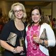 101 Jackie Sheahan, left, and Kim Trimble at Heroes and Handbags May 2014
