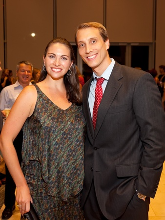 Houston Ballet and Bubbles, October 2012, Beth Zdeblick, Nick Zdeblick