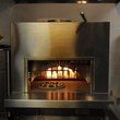 First taste at Bistro Menil September 2014 pizza oven