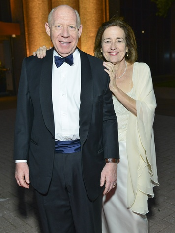 9 Bill and Andrea White at the Opera Ball April 2014