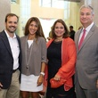 News, Shelby, Alley Theatre opening night dinner, August 2014, Trent and Andrea Tellepsen, Carmen and Butch Mach