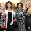 Jessica Lee, Scarlett Landry, Pamela Osborne, and Kristy Faus, fall into fashion