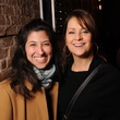 20 Laura Gutierrez, left, and Susan Blair at the CounterCurrent Kickoff Party March 2015