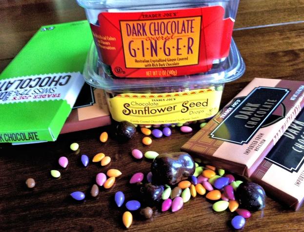 Traders Joe's, September 2012, chocolate