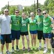 """Team """"The Hartnett Law Firm"""" - Mike Hartnett, Andrew Crim, Emily Crim, Tanner Hartnett, Patrick Crim and Elena Doskey"""