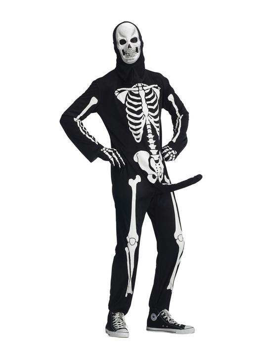 Halloween costumes, for men, Skeleboner, October 2012
