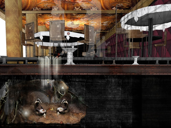 News_Animal architecture_January 2012_honorable mention_Casino_Sarah Custance