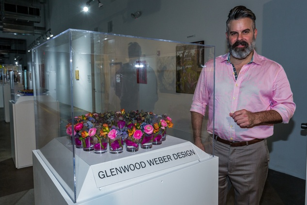Glenwood Weber at Justin Garcia presents 7 Unlayered October 2014