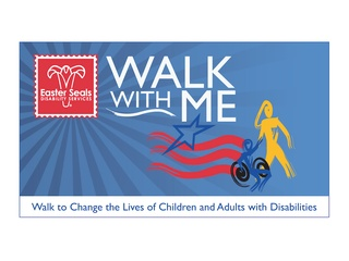 """""""Walk With Me Houston"""" benefiting Easter Seals Greater Houston"""