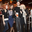Leah Ewing, Jessica Shortall, Will Hardy, Molly Hardy, Birthday Party Projet Turns Three