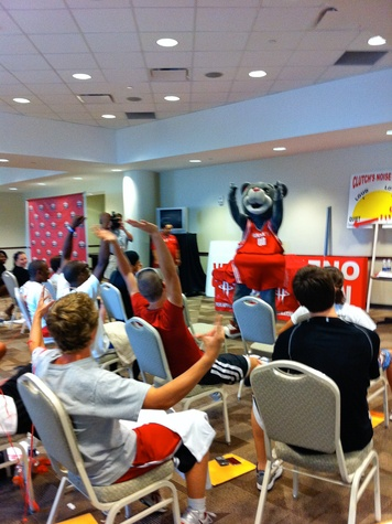 News_Jayme_Clutch Mascot Camp_July 2011_Clutch