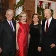 News, Shelby, Alley Theatre Holiday Party, December 2014, Phil John, Josephine John, Kathryn Ketelsen, Jim Ketelsen