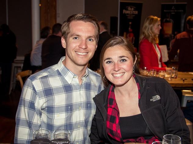 Josh Robertson, Katherine Mongan, School of Bourbon
