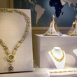 African jewelry at George W. Bush Presidential Center in Dallas