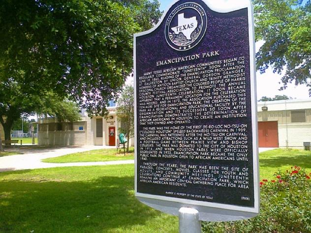 News_Emancipation Park
