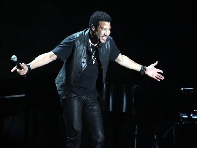 Lionel Richie in concert