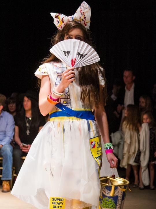 Fashion X Austin Austin Fashion Week AFW Finale 2015 This is Sloane Lenz