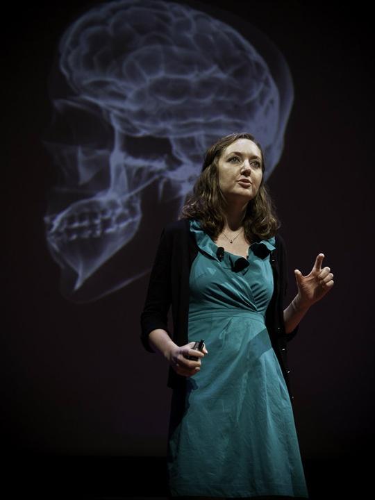 TEDxSMU speaker Lyanna Johnson Smith