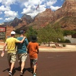 Family road trip to Grand Canyon