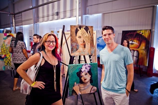 News, Joel, Mini Murals, Sept. 2015, Melissa Ragsdale Darragh, Radu Barbuceanu