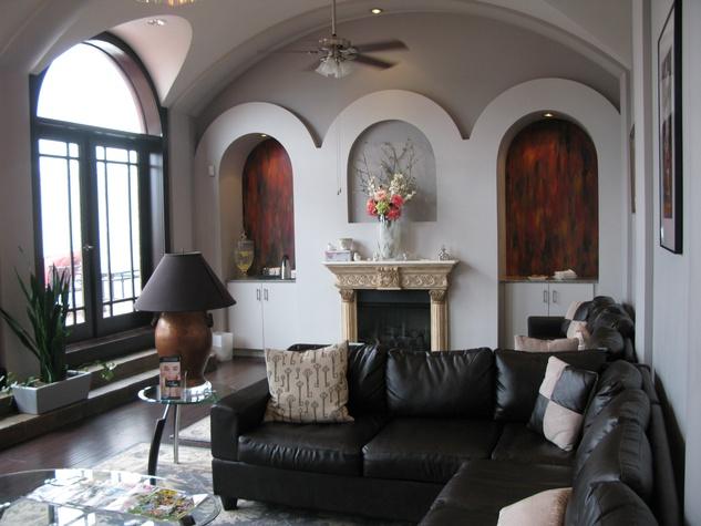 Urban Retreat Houston interior July 2014