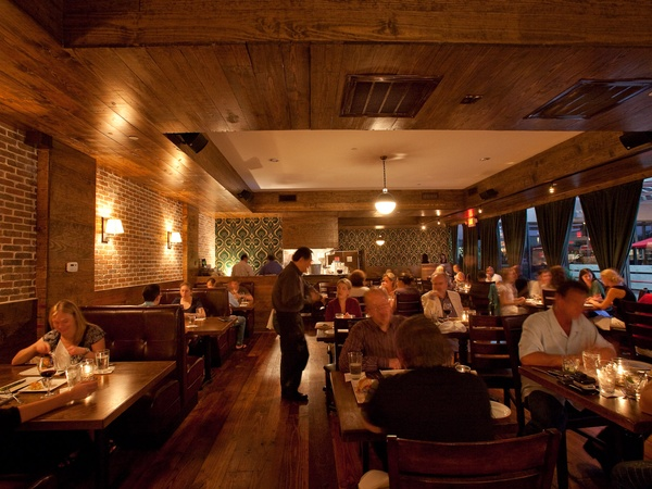 News, Branch Water Tavern, dining room
