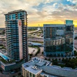 skyhouse dallas, west view