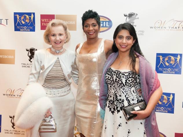 Yvonne Crum, Gina Grant, Mary Ann Thompson Frenk, Women That Soar