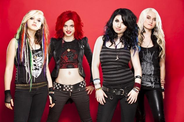 ... rock band Cherri Bomb makes their brash SXSW debut - CultureMap Austin