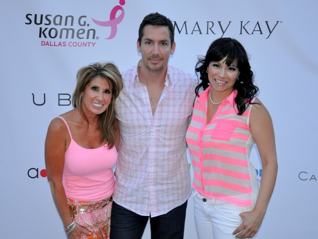 Susie Gray Uphues, James Ryder, Danielle Flores, Pink Party, Susan G. Komen