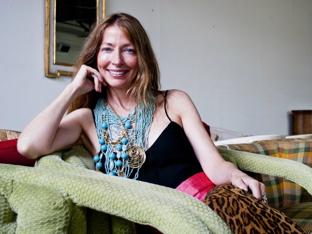 Leslie Pritchard of Again & Again in Dallas