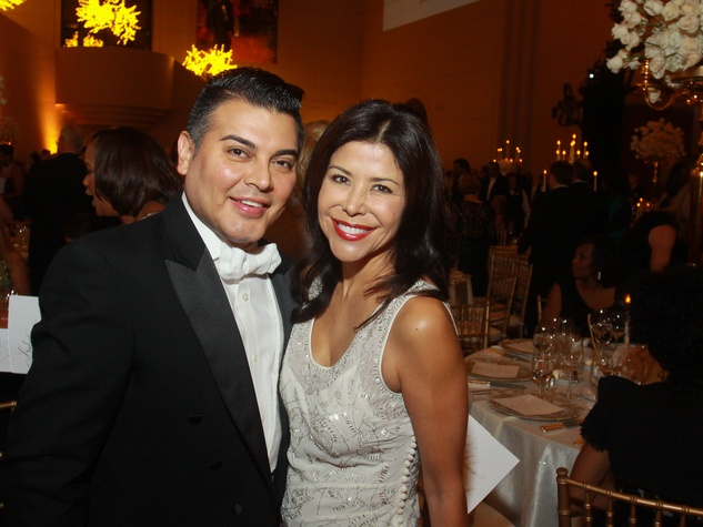 501 UNICEF Houston gala September 2013 Edward Sanchez and Ericka Bagwell