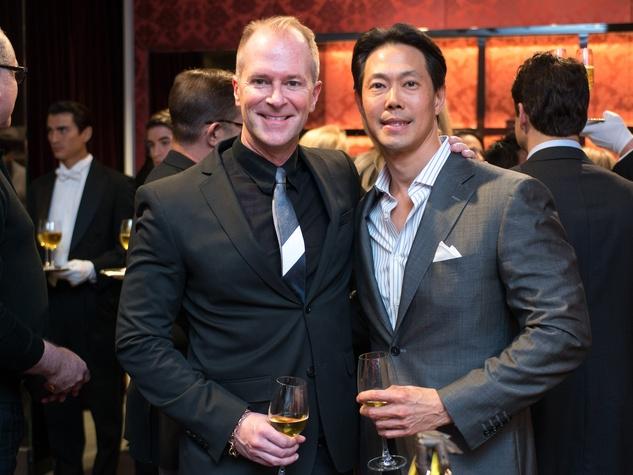 News, Shelby, Dolce & Gabbana dinner, Nov. 2015, Shannon Hall, Randall Wong